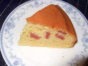 ホットケーキミックスと炊飯器で朝食パン?マフィン?