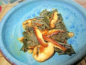 昆布と椎茸の佃煮