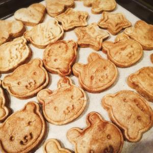型 抜き クッキー サクサク