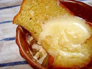 あったかスープで簡単な朝食★パンスープ