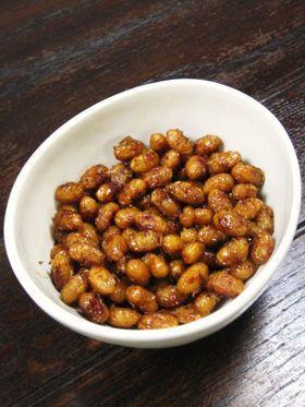 カリカリ♪しょうゆ大豆
