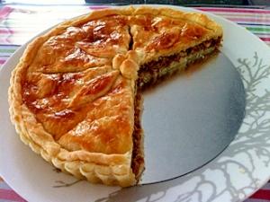 生地から簡単!ミートパイ レシピ・作り方