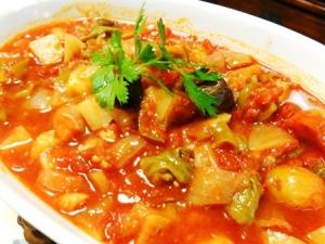 スプーンが止まらないスープみたいなラタトゥイユ