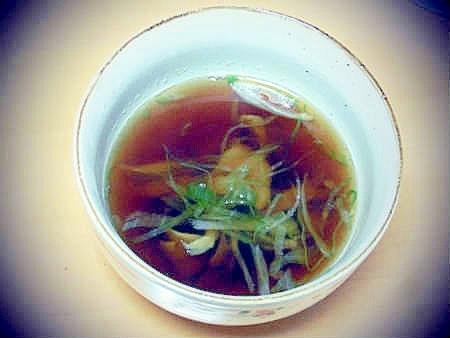 あっさり♪和風スープ♪