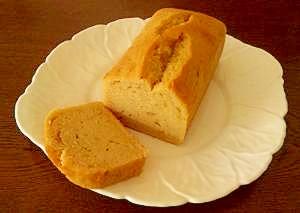 ⑦ 栗きんとんのパウンドケーキ