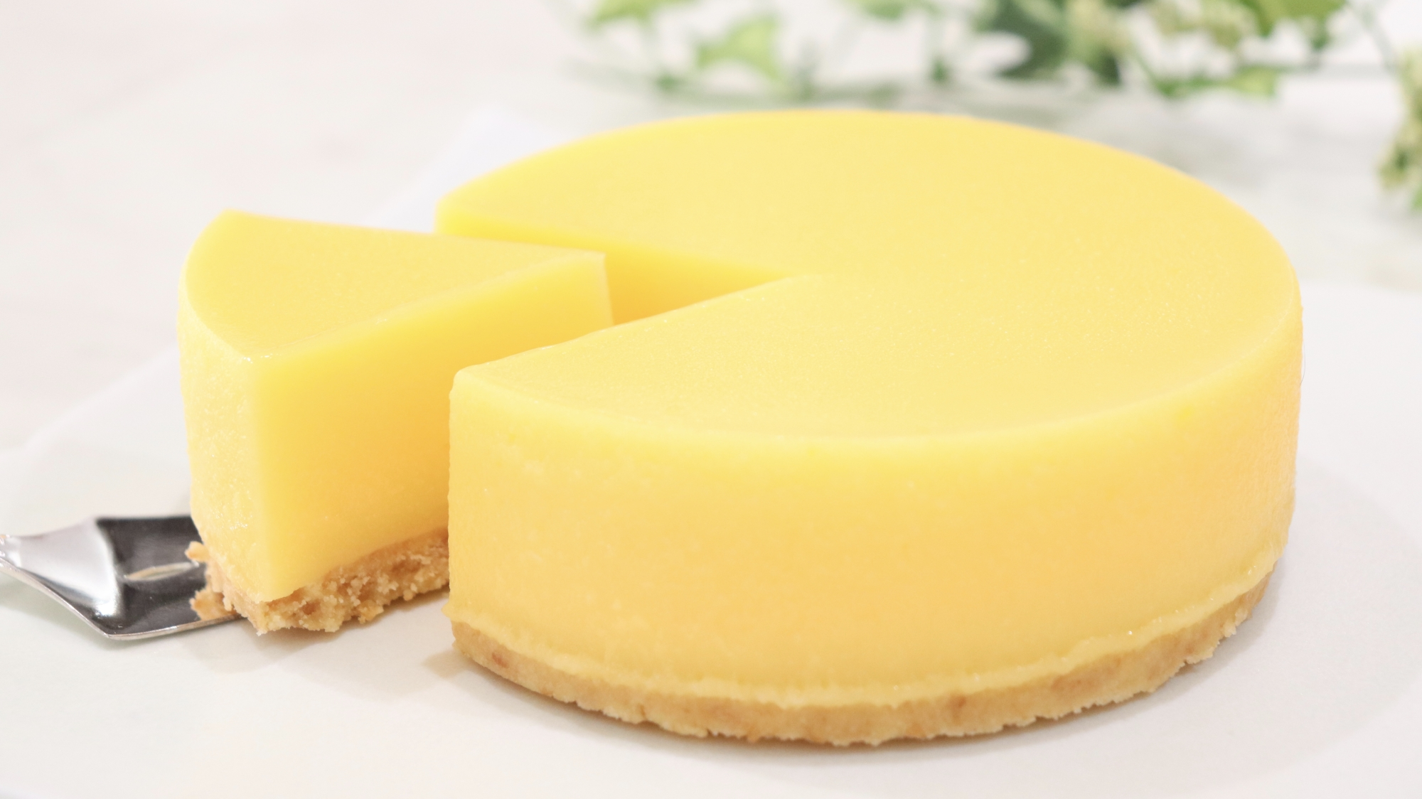 さっぱり簡単レモンケーキ