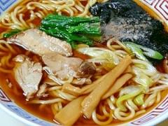 スープを再現! 「昔ながらの中華そば」