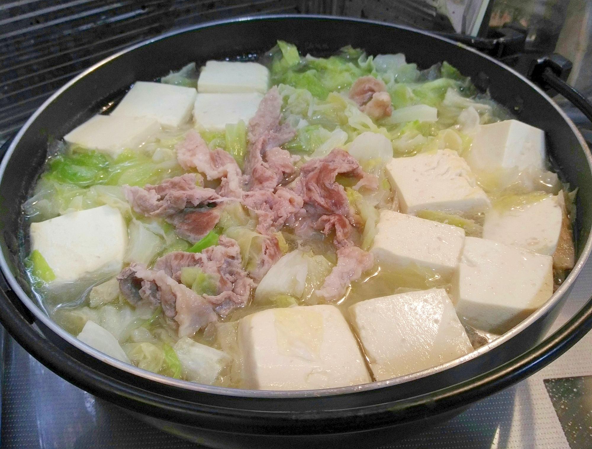 ウェイパーで☆豚肉とキャベツの中華鍋 レシピ・作り方 by うーころちゃん|楽天レシピ