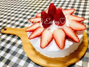 ショート ケーキ 簡単