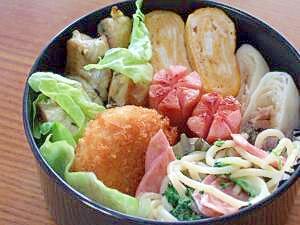彩りキレイ♪ソーセージ&ブロッコリーのパスタサラダ