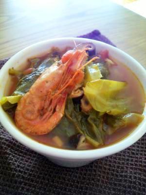 おなか満足★食べるスープ