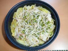 タジン鍋で簡単!野菜たっぷり、タラの味噌鍋♪