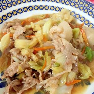 肉 野菜 炒め レシピ