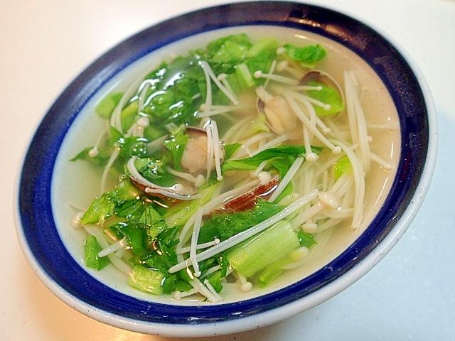 3.白だしスープ