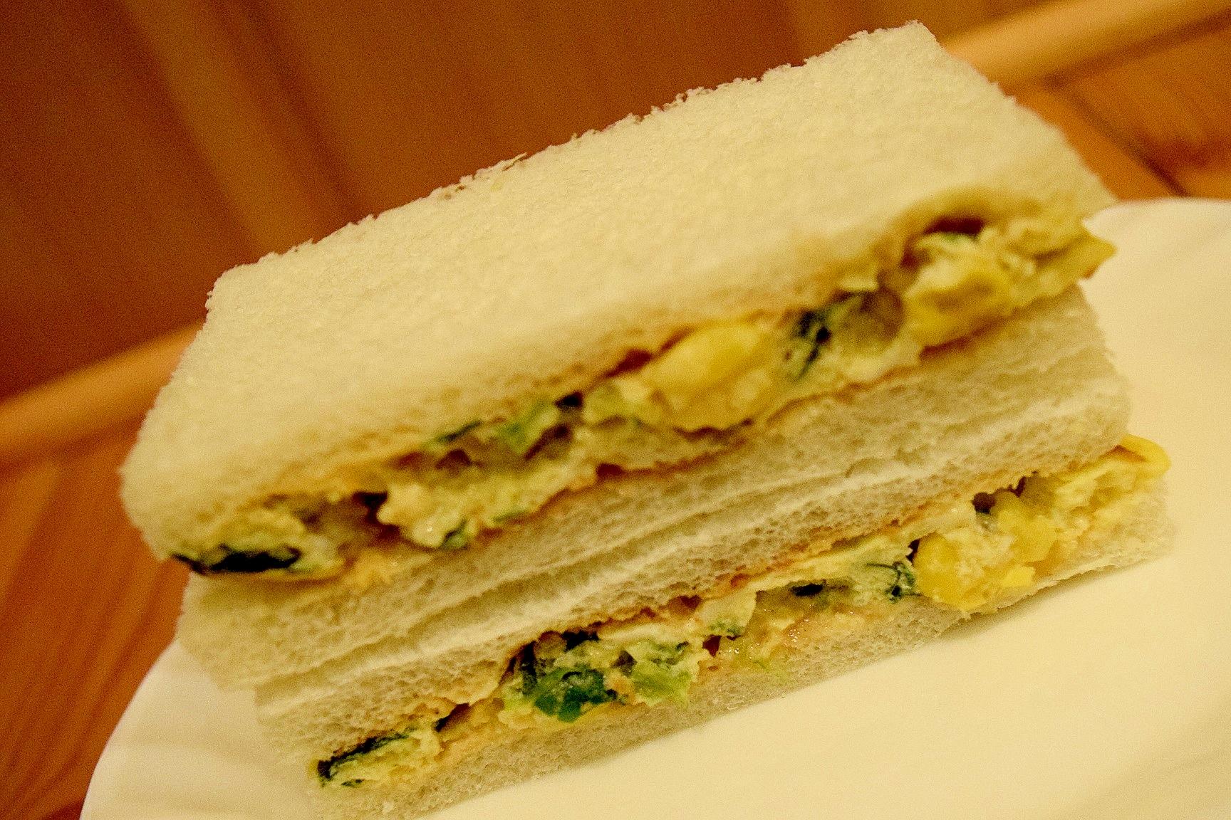 がっつり系☆褒められサンドイッチ