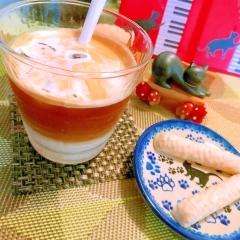 ティラミス風 クリームチーズコーヒー