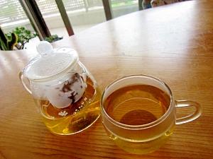 シークワーサマンゴー紅茶