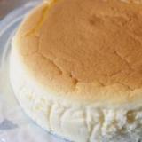 大好評♪スフレチーズケーキ