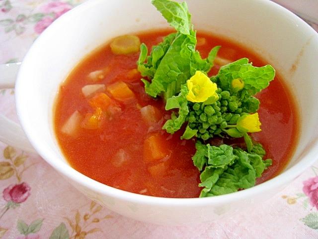 あっさりこく旨♪野菜たっぷりトマトスープ