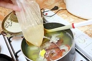 無駄なし!ビニール袋で簡単にあくを取る方法 レシピ・作り方 by ペコ ...