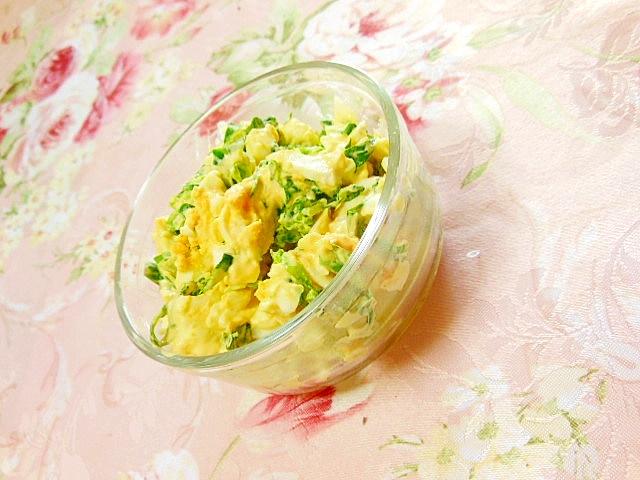 キャベツとらっきょう&玉葱のタルタルソース