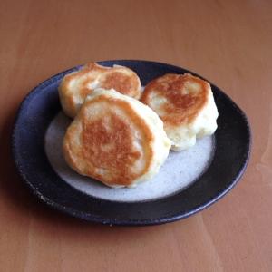 豆腐 ホットケーキミックス パン