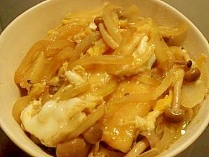 高野豆腐カツ丼