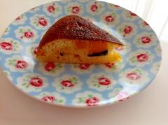☆かぼちゃのケーキ★炊飯器&HMで超簡単☆