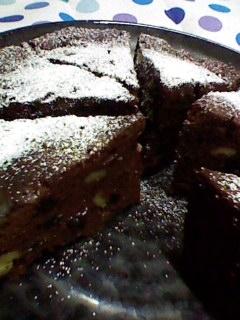 シリコンスチーム鍋で☆簡単チョコケーキ