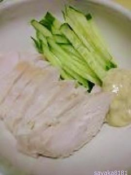 【簡単♪塩麹でつくる】お手軽な鶏ハム
