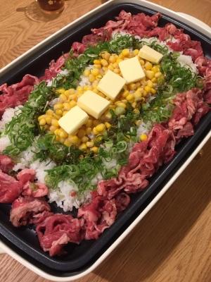 簡単 ホットプレートでペッパーランチ風 レシピ・作り方 by ...