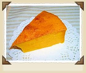 かぼちゃdeしっとり濃厚☆パンプキンケーキ