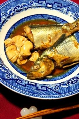 早春の京薫る、にしんの山椒炊き