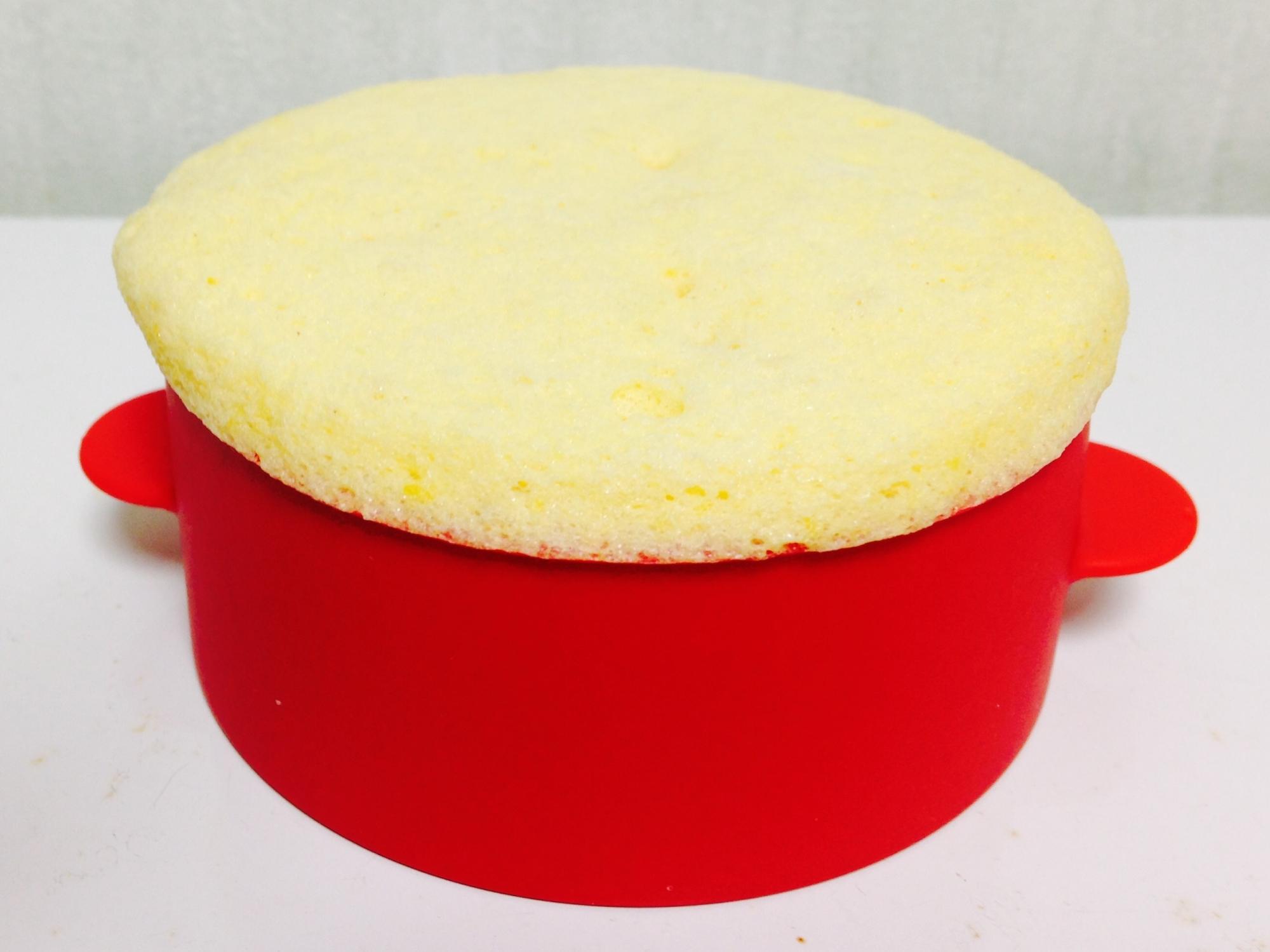 蒸しパン ベーキングパウダーなし おからパウダー