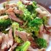 豚肉とブロッコリーの柚子胡椒いための参考画像