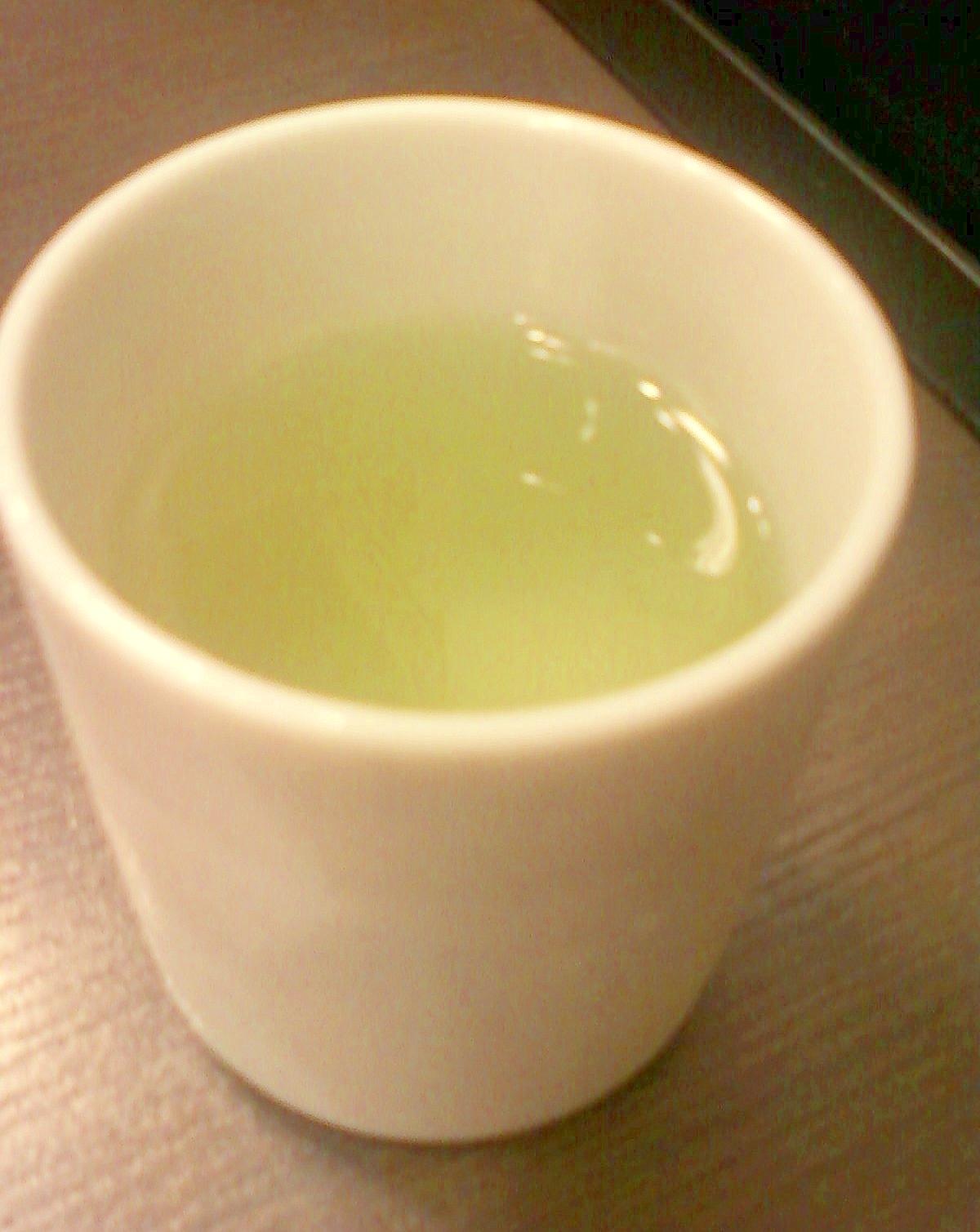 爽やか゜・。。蜂蜜レモン水出し緑茶゜・。。