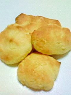 ほわっと◎シナモンケーキクッキー
