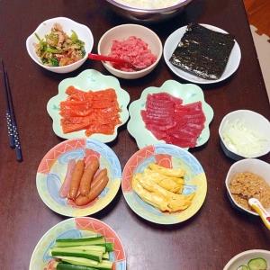 手 巻き 寿司 具 材