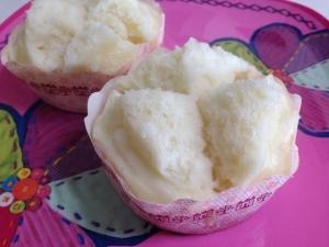 ホット ケーキ ミックス 卵 なし 蒸し パン