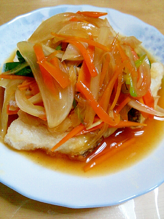 鱈のあんかけ レシピ・作り方 by komugi, 楽天レシピ