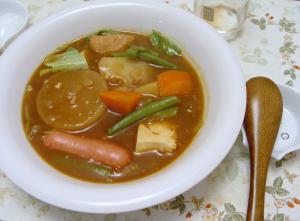 和風カレー汁(圧力鍋)