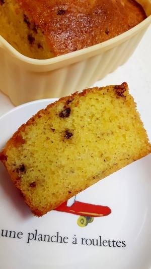 しっとり バナナ パウンド ケーキ