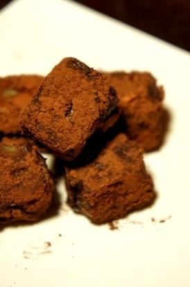 簡単和チョコ、ほくほく焼き芋ショコラ