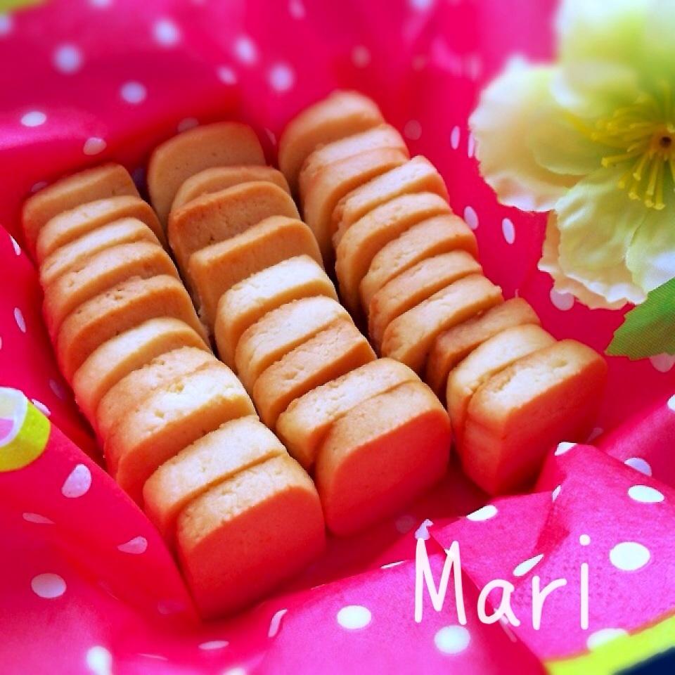 「レモンクッキー」基本のレシピ
