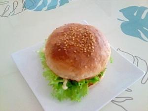 ハンバーガー++
