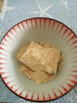 きな粉 餅 作り方