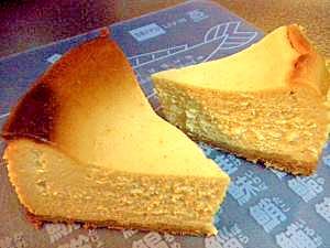 簡単♪基本のベークドチーズケーキ