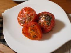 簡単!焼きトマト