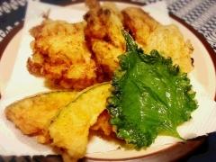 簡単♪節約ボリューム! 鶏むね肉の天ぷら☆