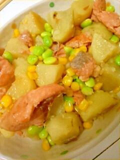 鮭 レシピ 人気 子供